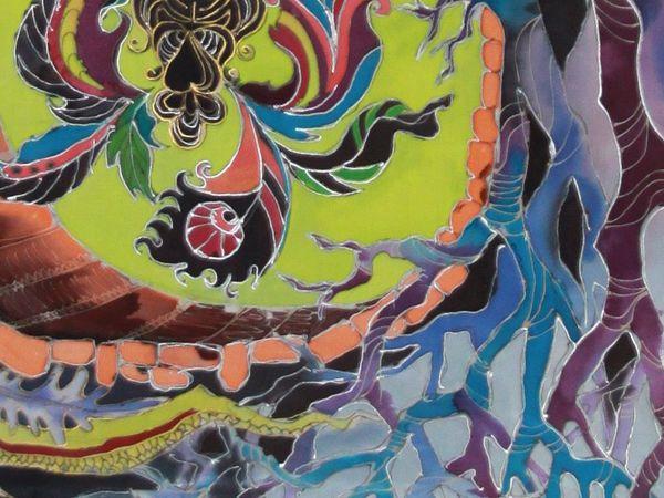 Мастер-класс по Батику ВОСКРЕСЕНЬЕ 13 ноября 11-00. Горячий батик.   Ярмарка Мастеров - ручная работа, handmade