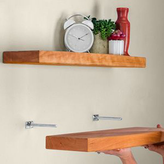 Simple and Budget Ideas for Home: Open Shelves and Ways of Mounting, фото № 15