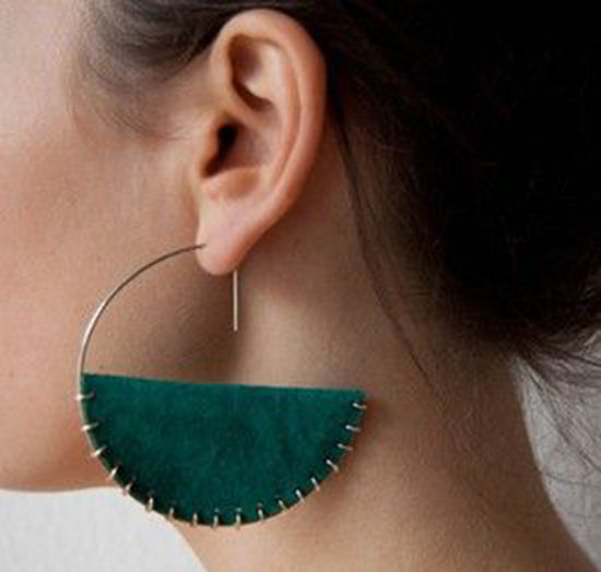 30 Simple Ideas for Design of Handmade Leather Jewelry, фото № 13