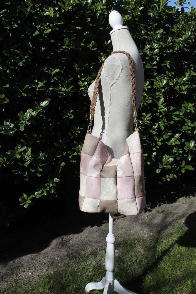 сумка-мешок, сумка на лето, сумки из кожи