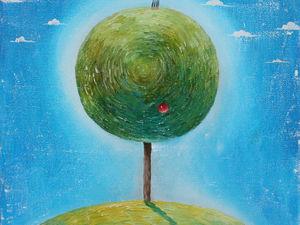 Новая коллекция! Зелёная гора.. Ярмарка Мастеров - ручная работа, handmade.