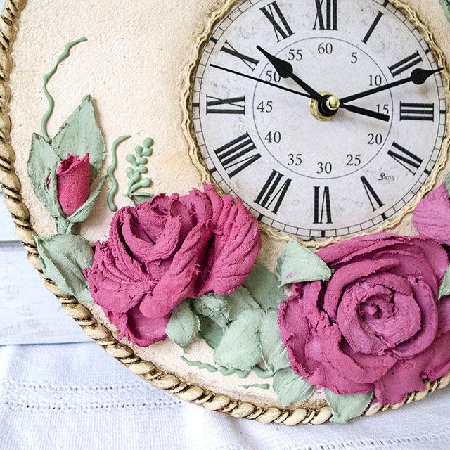 эля бакиева, часы настенные