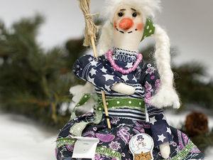 Присмотритесь! Снеговики. Ярмарка Мастеров - ручная работа, handmade.