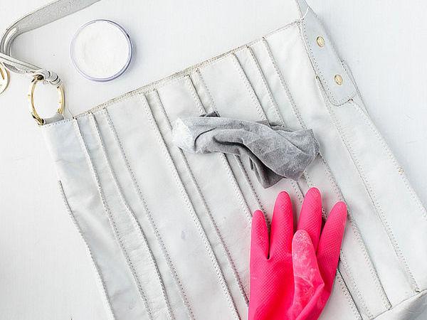 Чистка кожаных сумок | Ярмарка Мастеров - ручная работа, handmade