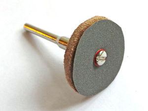 Шлифовальная насадка для гравёра своими руками. Ярмарка Мастеров - ручная работа, handmade.