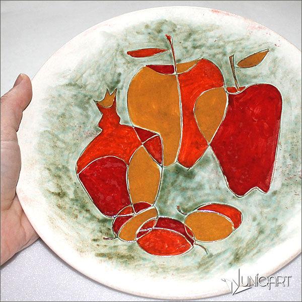 керамика, керамическая посуда, декоративное панно, ручная работа купить, авторская ручная работа, посуда ручной работы, настенная тарелка