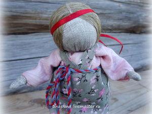Мастерим авторскую куклу «Начало». Ярмарка Мастеров - ручная работа, handmade.