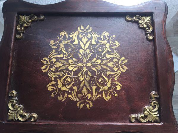 Новый столик для рукоделия. | Ярмарка Мастеров - ручная работа, handmade