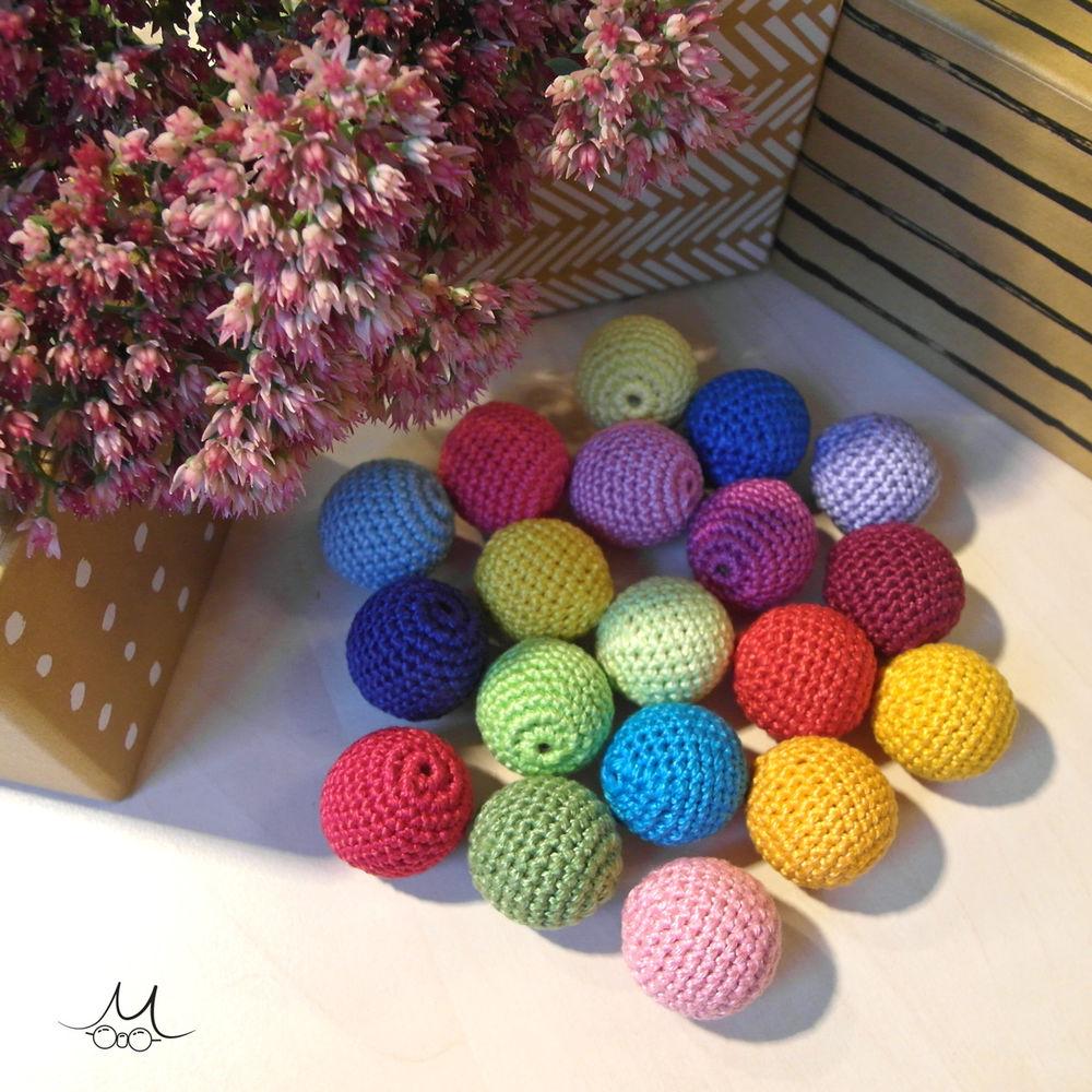 можжевеловые бусины, слингобусы, радужный, разноцветный