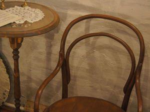 Старенькое кресло Тонет и его путевка в новую жизнь. Ярмарка Мастеров - ручная работа, handmade.