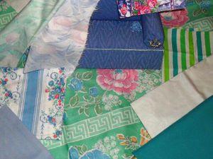 Разные ткани еще для кукол. | Ярмарка Мастеров - ручная работа, handmade