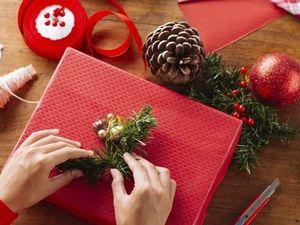 50 интересных идей по упаковке новогодних подарков. Ярмарка Мастеров - ручная работа, handmade.