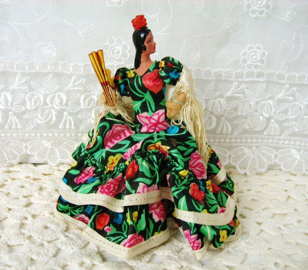 Чувственные куклы фламенко в образе Carmelita Geraghty, фото № 27