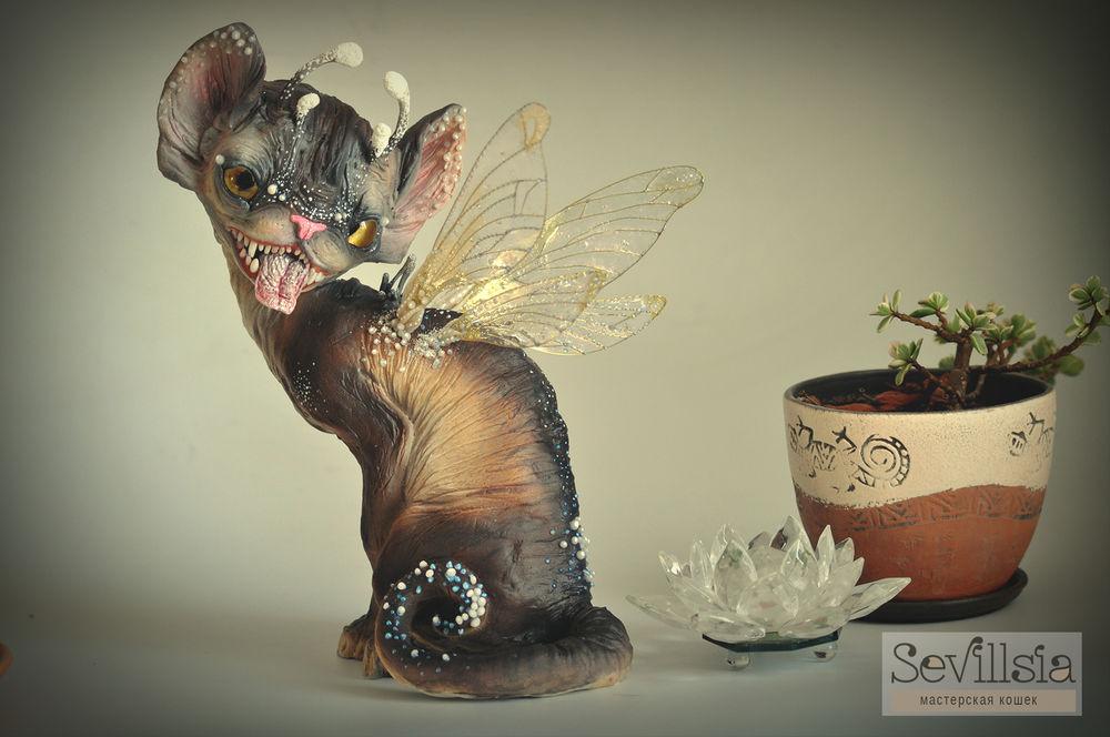 насекомый, сфинкс, монстр, кошка сфинкс, стрекоза, крылышки, прекрасный, ужасный, фотоконкурс, розыгрыш, подарок, приз, sevillsia