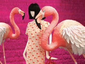 Вам нравятся Фламинго? Новый кулон уже в магазине. Ярмарка Мастеров - ручная работа, handmade.