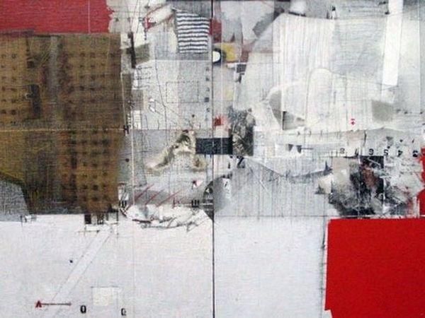 Музыка поверхности художника Владимира Духовлинова | Ярмарка Мастеров - ручная работа, handmade