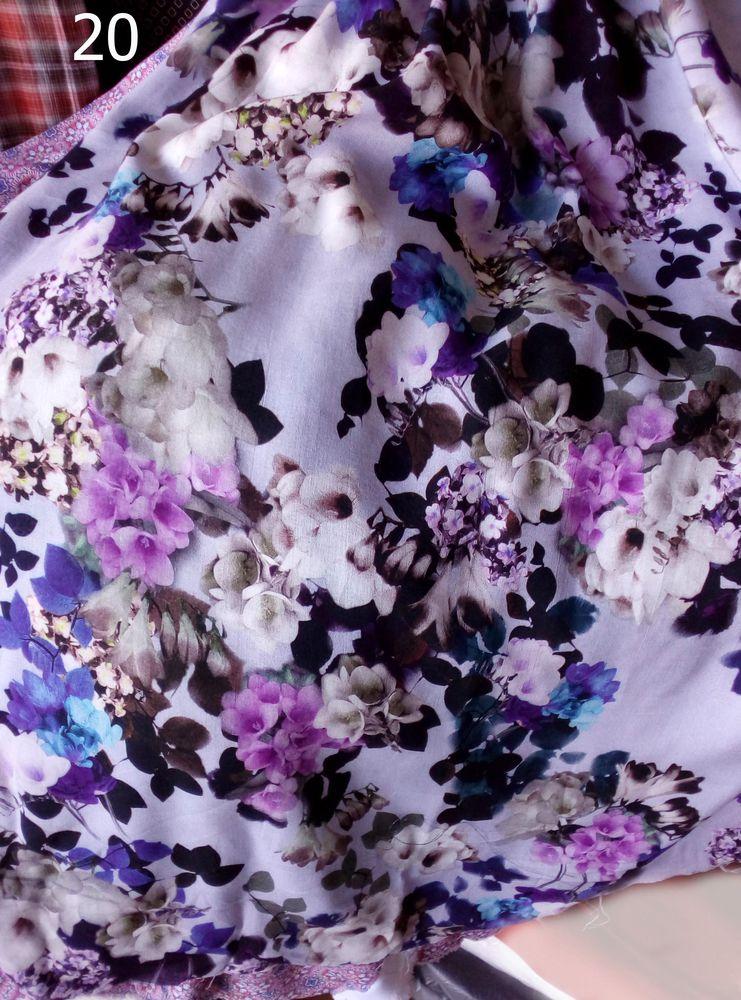 Ткани для пошива летних платьев, сезон 2017., фото № 17