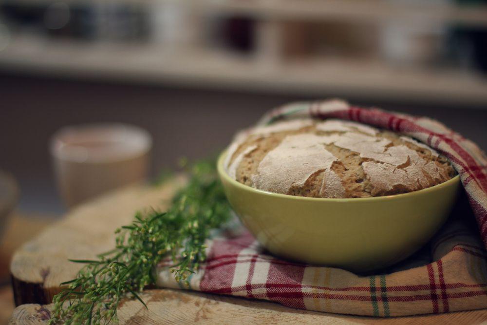 хлеб, мастер-класс, выпечка, подарок своими руками