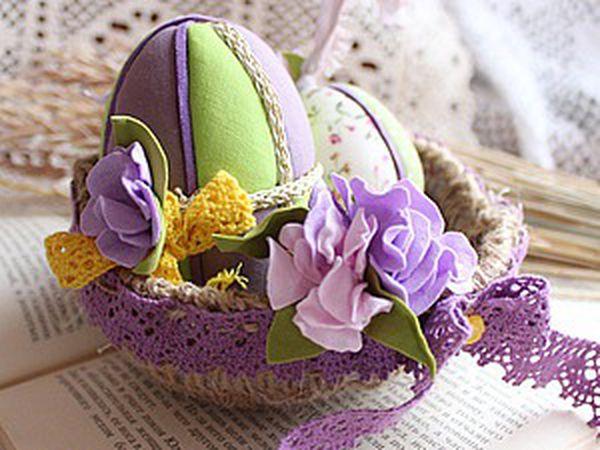 Easter Nest: Creating an Interior Decoration | Livemaster - handmade