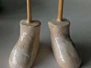 Мастерим кукольные колодки для обуви за сутки. Ярмарка Мастеров - ручная работа, handmade.