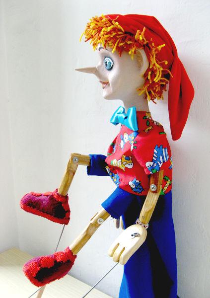вальдорфская кукла, театр