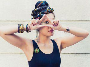 Африканский принт - в моде! | Ярмарка Мастеров - ручная работа, handmade