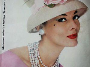 Весна- Лето 1959. Ярмарка Мастеров - ручная работа, handmade.