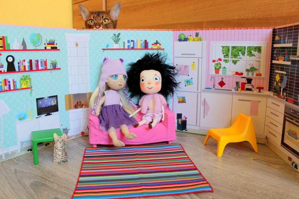 Наши куклы. Коллекция часть 2., фото № 13