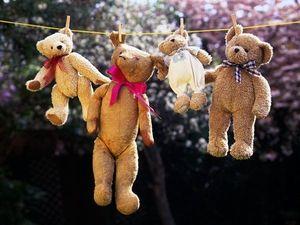 Как правильно ухаживать за вязаной игрушкой. Ярмарка Мастеров - ручная работа, handmade.