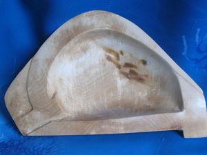 Изготовление деревянной вазы