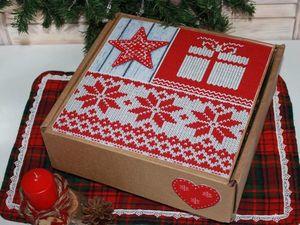 Новогодние подарки и эмоции. Ярмарка Мастеров - ручная работа, handmade.