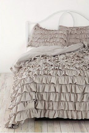 I am in love with this gorgeous bedding from Urban Outfitters!