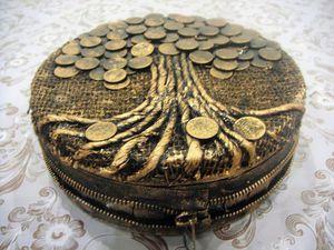 Декорируем шкатулку в стиле «Стимпанк». Ярмарка Мастеров - ручная работа, handmade.
