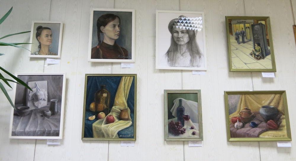 выставка марии латышевой