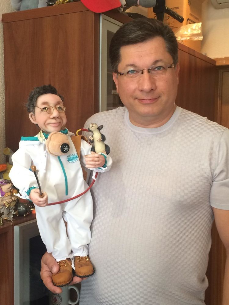 коллекционные куклы, куклы дома у пакупателей