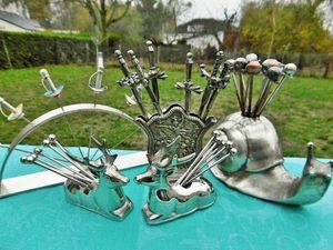 Идеи для новогодних подарков из моего магазина: наборы пик для аперитива!. Ярмарка Мастеров - ручная работа, handmade.