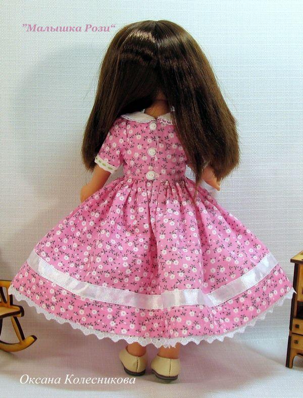 мастер-класс, выкройки для кукол