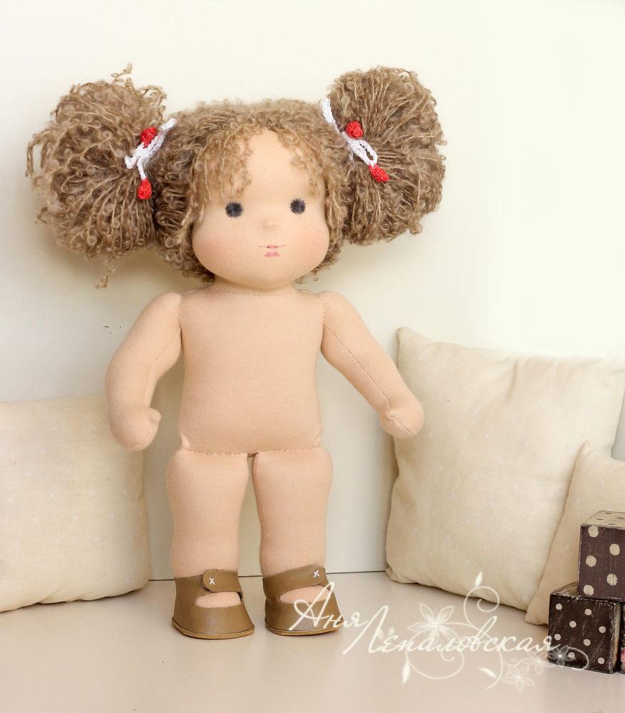 вальдорфская кукла, мастер-класс