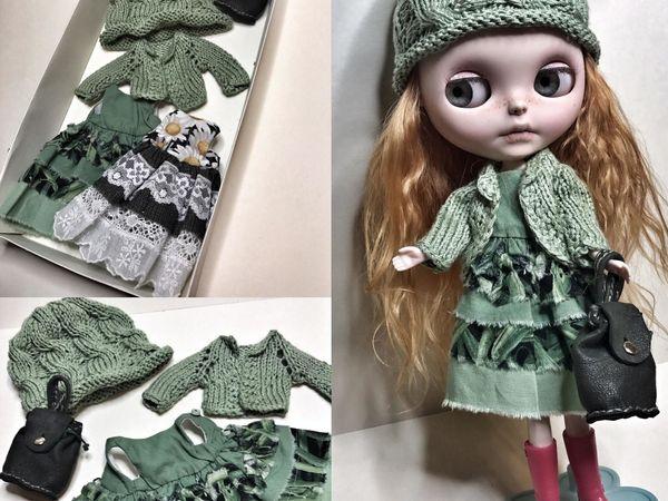 Одежда для Блайз   Ярмарка Мастеров - ручная работа, handmade