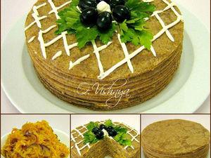 Кулинарные рецепты! Печень
