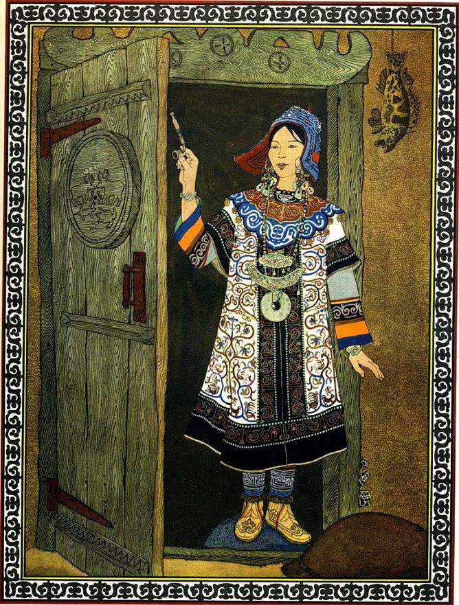 айога, амурские сказки
