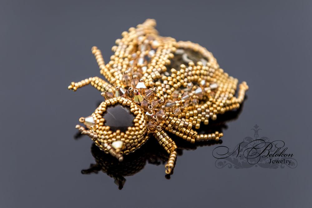 золотой, симбирцитовая жеода