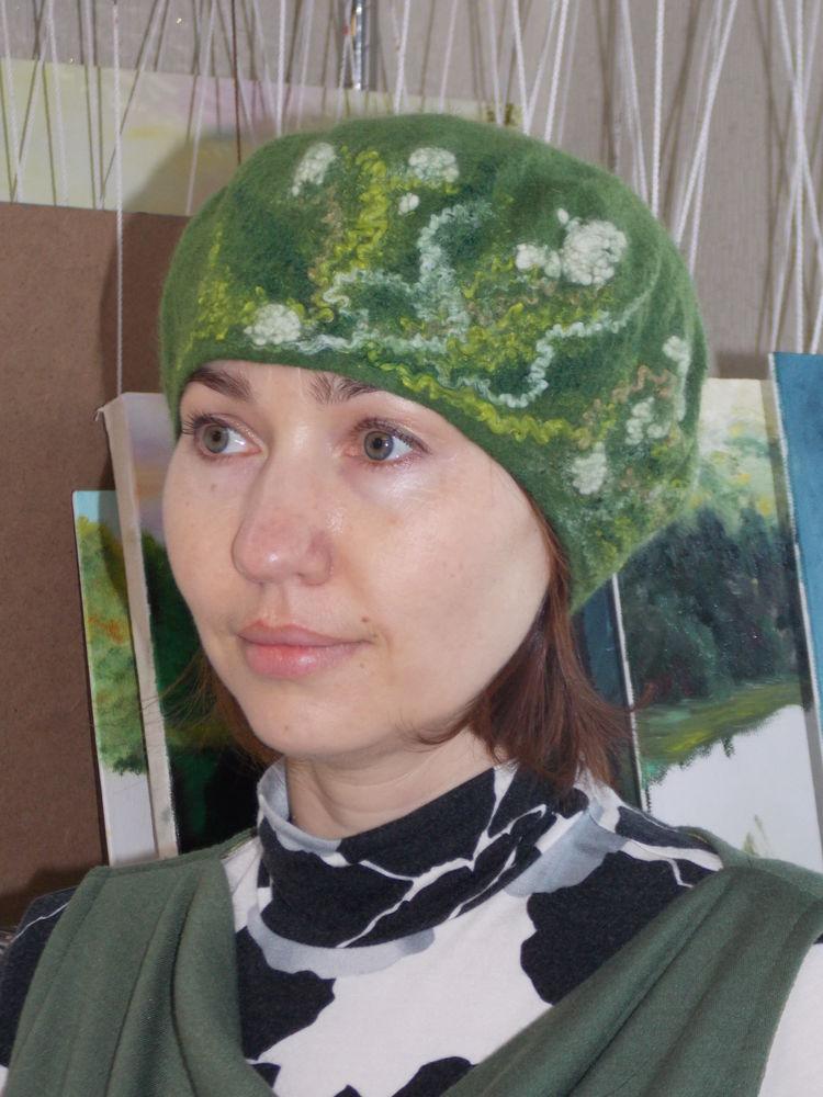 владивосток, валяние шапки