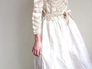 Фотосессия богемного платья. Ярмарка Мастеров - ручная работа, handmade.