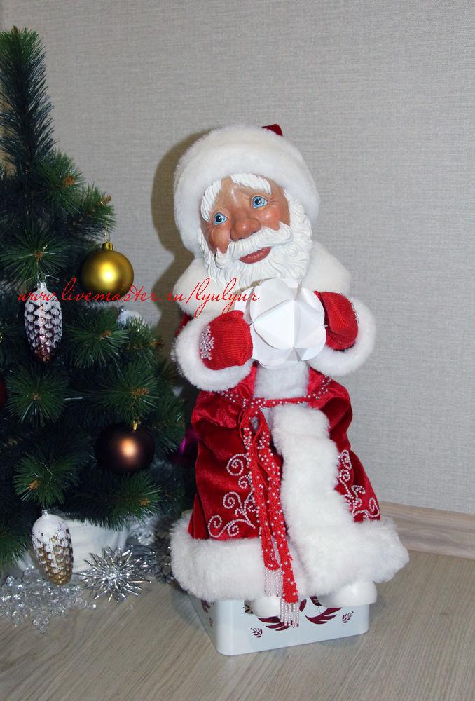 кукла для праздника