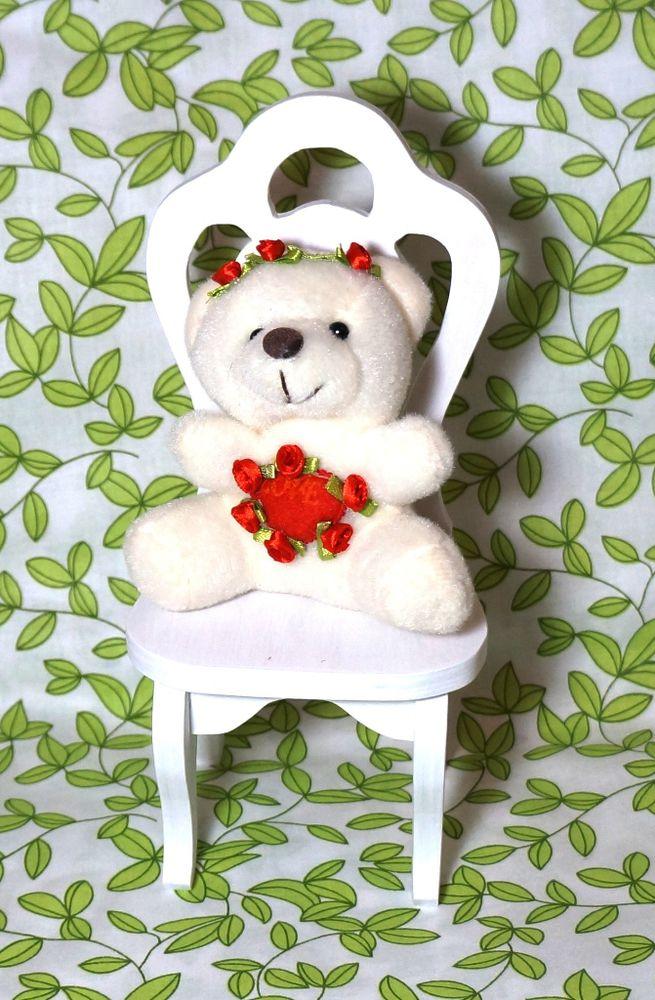 новинки, кукольный стул