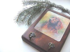 Купите собаку и будет Вам счастье. Ярмарка Мастеров - ручная работа, handmade.