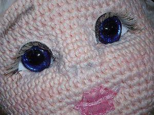 Глазки ангела | Ярмарка Мастеров - ручная работа, handmade