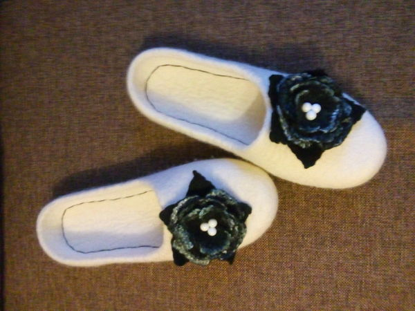 Лечебные свойства валяной обуви | Ярмарка Мастеров - ручная работа, handmade