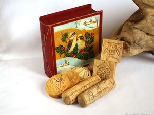 Предновогодний конкурс коллекций от магазина Пряничные скалки.. Ярмарка Мастеров - ручная работа, handmade.